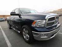 2012 Ram 1500 Big Horn Recent Arrival! 6-Speed