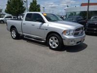 This outstanding example of a 2012 Ram 1500 Big Horn is