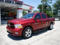 This 2012 Dodge Ram 1500 is more capable, and even