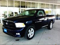 2012 RAM EXPRESS PICKUP SHORT BED.....HEMI V8 WITH