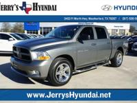 This Ram includes: CLASS IV RECEIVER HITCH Tow Hitch
