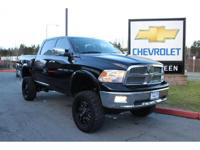Options:  2012 Ram 1500 Laramie|Chrome Accents Group;