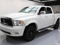 2012 Dodge Ram 1500 with 5.7L Hemi V8 Engine,Leather