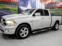 *Purchase** this shining silver 2012 Ram 1500 Lone Star