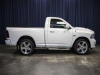 Clean Carfax Truck with Tonneau Cover!  Options:  Abs