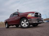 Options:  2012 Ram 1500 4X4|4X4 Slt 4Dr Crew Cab 5.5