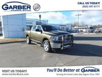 Introducing the 2012 RAM 1500 SLT! Featuring a 5.7L V8