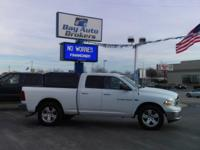 Options:  2012 Ram Ram Pickup 1500 Slt 4X4 4Dr Quad Cab