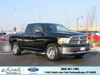 Scores 19 Highway MPG and 13 City MPG! This Ram 1500