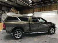 CARFAX One-Owner. Clean CARFAX. 2012 Ram 1500 SLT 4WD