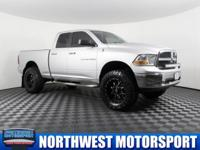 4x4 Truck with New Lift by Les Schwab!  Options:
