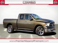 D T Green 2012 Ram 1500 Big Horn 4WD 6 Speed Automatic