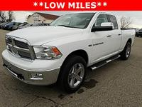 Options:  2012 Ram 1500|White|Just Reduced! Priced