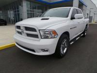 Short Bed! Crew Cab! Ram has outdone itself with this