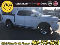 Options:  2012 Ram 1500 Sport|Bright White