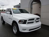 2012 Dodge Ram 1500 Sport 4x4 Leather