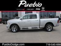 CARFAX CLEAN. You'll NEVER pay too much at Pueblo Dodge