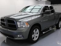 This awesome 2012 Dodge Ram 1500 comes loaded with the