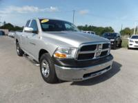 2012 Dodge Ram Quad Cab with Automatic Transmission,