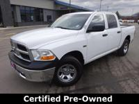 Options:  2012 Ram 1500 St|White|Priced Below Kbb Fair