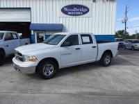 Options:  2012 Ram 1500 St|Bright White Clearcoat|**One