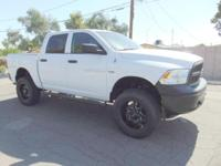 Ram 1500 with low miles, ION wheels, Radar Renegade