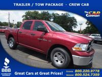 Used 2012 Ram 1500, DESIRABLE FEATURES: a TRAILER / TOW