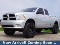2012 Ram 1500 ST in Bright Silver Metallic Clearcoat,