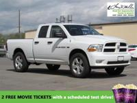 4WD, Priced below Market! Low miles for a 2012! Aux