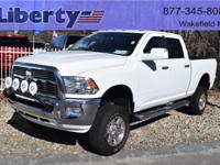 Get a great buy on this super, Low mileage Ram 2500
