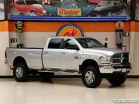 This 2012 Ram 2500 Big Horn is in great shape with only