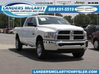 Looks fantastic! This 2012 RAM Ram Pickup 2500 SLT is