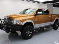 2012 Dodge Ram 2500 with 6.7L Turbocharged Diesel I6