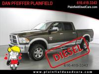 Options:  2012 Ram 2500 Laramie|4X4 Laramie 4Dr Crew