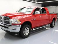 This awesome 2012 Dodge Ram 2500 4x4 comes loaded with