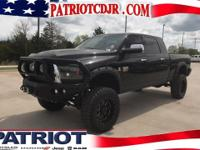 Options:  2012 Ram 2500 Laramie|You Can Kiss The