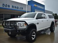 Recent Arrival! Bright White 2012 Ram 2500 Laramie