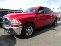 Options:  2012 Ram 2500 Slt. Your Buying Risks Are