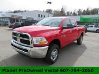 Meet our 2012 RAM 2500, ready for a new boss like you.