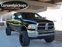Options:  2012 Dodge Ram 2500 4Wd Crew Cab Slt|**1