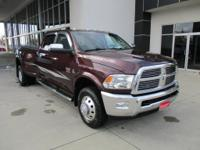 *This 2012 Ram 3500 Laramie will sell fast -Navigation