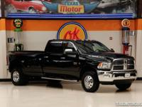 This Carfax 1-Owner 2012 Ram 3500 Larmie is in great
