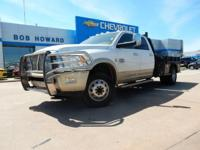 We are excited to offer this 2012 Ram 3500. Drive home