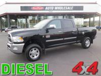 Sophisticated, smart, and stylish, this 2012 Ram 3500