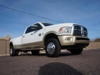 Options:  2012 Ram 3500 Laramie Longhorn|4X4 Laramie
