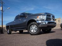 Options:  2012 Ram 3500 4X4 Longbed 4X4 Laramie