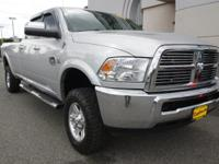 New Price! 2012 DODGE RAM 3500 LARAMIE LONGHORN 4X4