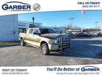 Introducing the 2012 RAM 3500 Laramie Longhorn/Limited