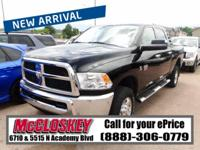 Don't Miss out on this Powerful RAM! Cummins 6.7L I6