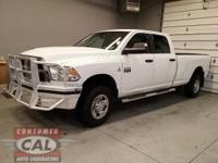 Options:  2012 Ram 3500 4Wd Crew Cab 169 Slt|4-Wheel